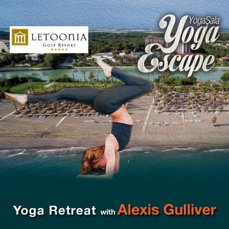 Yoga Retreat with Alexis Gulliver