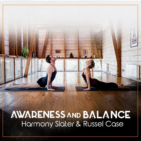 Certified  Ashtanga Yoga Experts  Harmony Slater & Russel Case  are at YogaŞala!