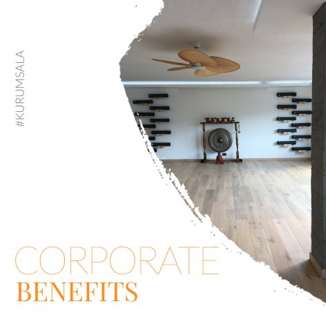 Our Corporate Partners benefits