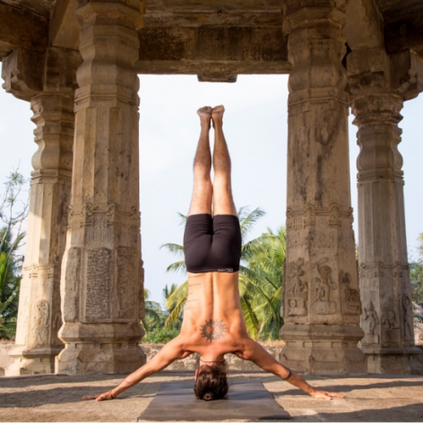 Level 2 Authorised Ashtanga Expert Lucas Carvalho is at YogaŞala!