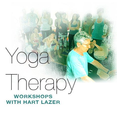 Yoga Therapy Workshops With Hart Lazer - 2019