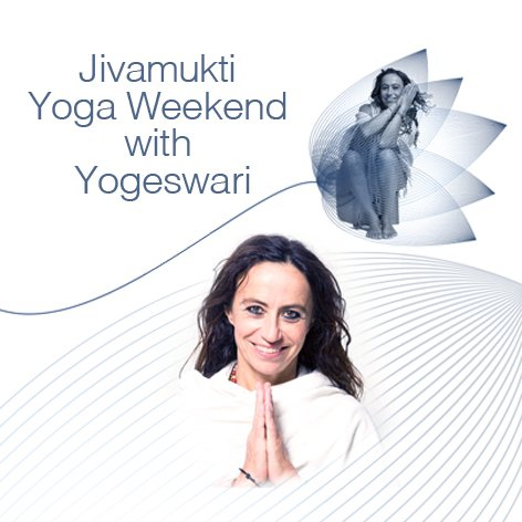 Jivamukti Yoga Weekend with Yogeswari