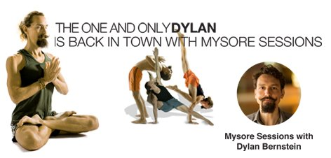 Mysore Sessions with Dylan Bernstein