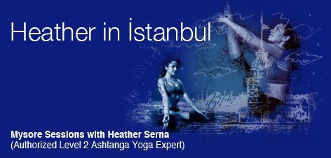 Mysore Sessions with Heather Serna  (Authorized Level 2 Ashtanga Yoga Expert)