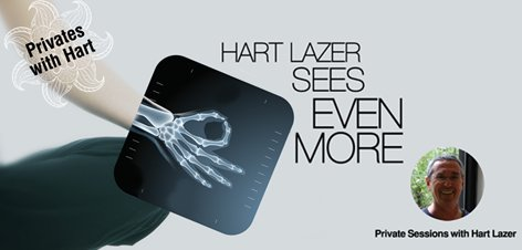 Private Sessions with Hart Lazer (December -2017)
