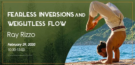Fearless Inversions and Weightless Flow with Ray Rizzo
