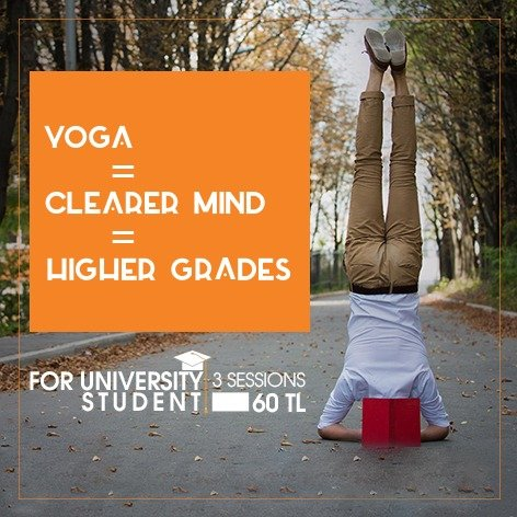 University Yoga Package
