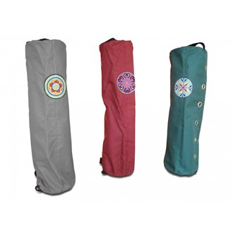 Yoga Mat Bag<br> (Double Compartment)