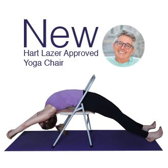 New Hart Lazer Approved Yoga Chair